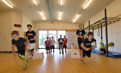 Moscow Mountain Sport & Physical Therapy - Youth Sports Training